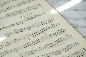 Tonleiter üben Klarinette lernen